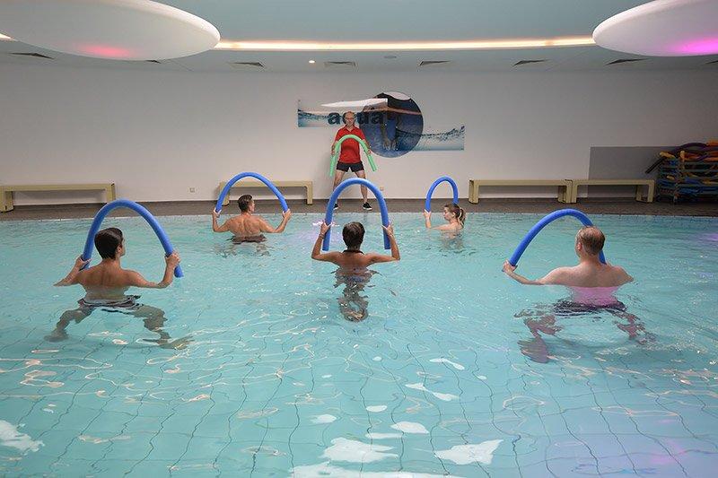 aqua1, Rehasport, Relax Sports