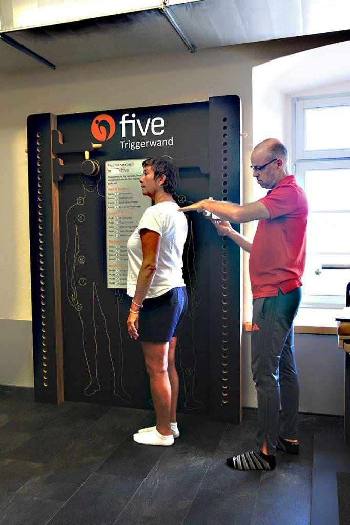 five5-1, Rückenkonzept, Relax Sports