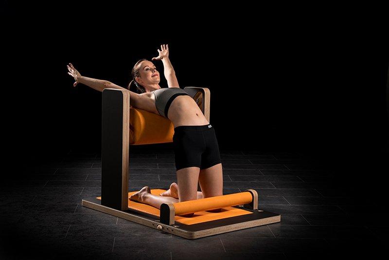 five_1, Rückentraining Relax Sports