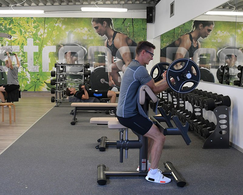 kraft2, Muskeltraining Relax Sports Bückeburg